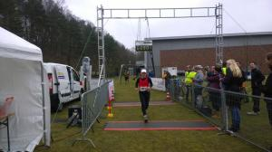 de finish (Foto Jan Willem)